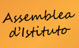 Avviso assemblee di classe e di Istituto 30 ottobre 2020