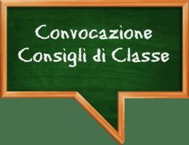 Convocazione consigli di Classe Maggio 2021