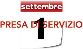 PRESA DI SERVIZIO DEL PERSONALE DOCENTE E ATA DI MARTEDI' 1° SETTEMBRE 2020 – AVVISO