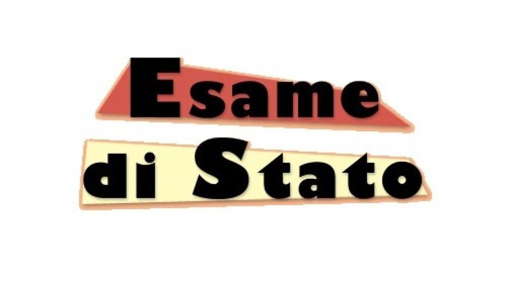 ESAMI DI STATO 2020/2021: presentazione domande per i candidati interni ed esterni