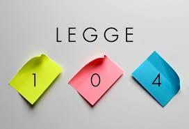 PROGRAMMAZIONE PERMESSI LEGGE 104