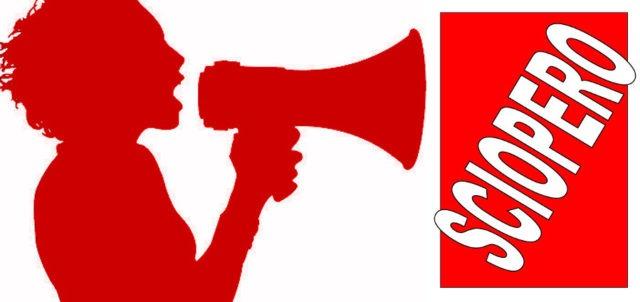 Proclamazione sciopero generale per il 23 ottobre 2020. Settore Scuola.